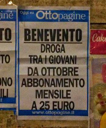 OTTOPAGINE BENEVENTO EBOOK